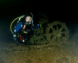 Jeremy Cartlidge Diving - Sligo
